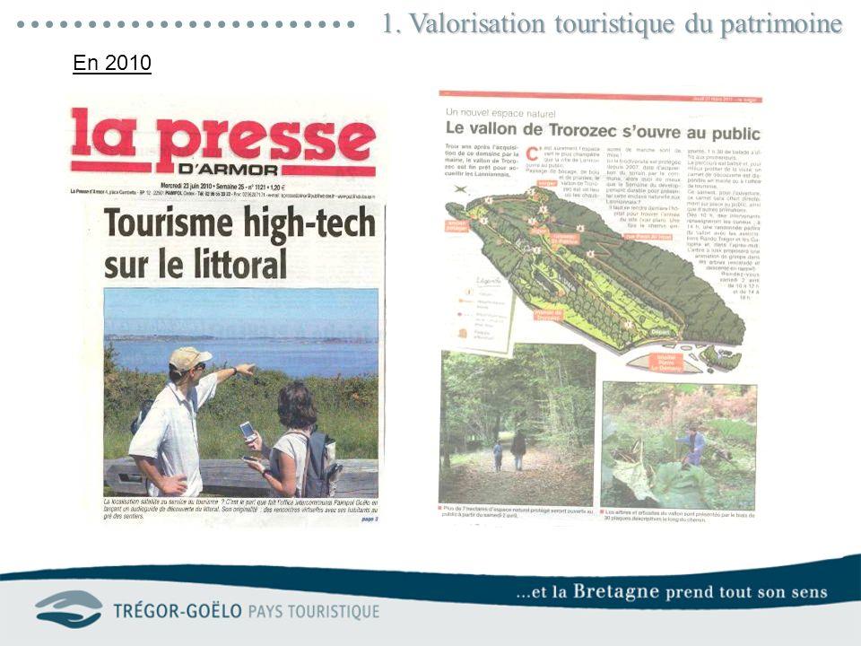 Organisation touristique territoriale 4.