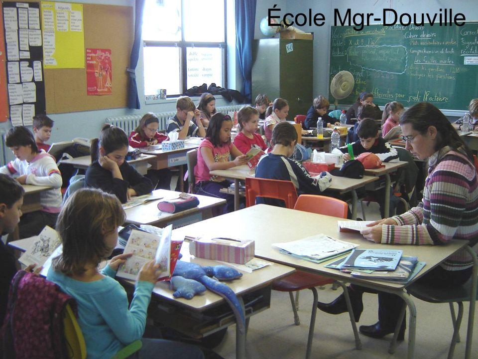 École Mgr-Douville