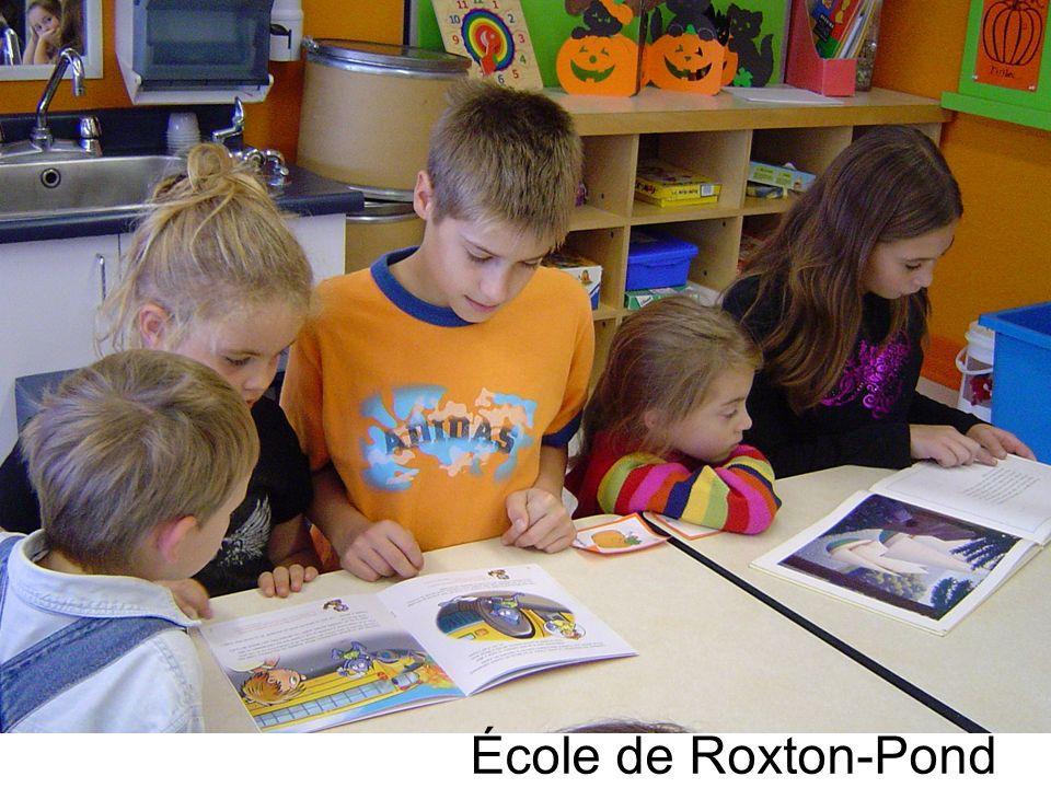 École de Roxton-Pond