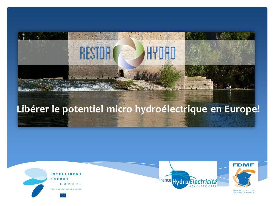 Libérer le potentiel micro hydroélectrique en Europe!