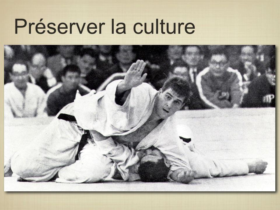 Préserver la culture