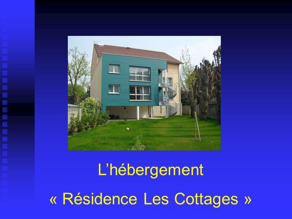 Lhébergement « Résidence Les Cottages »