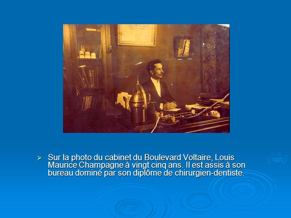 L appartement du Dr.Champagne place de la Madeleine (croix) L appartement du Dr.