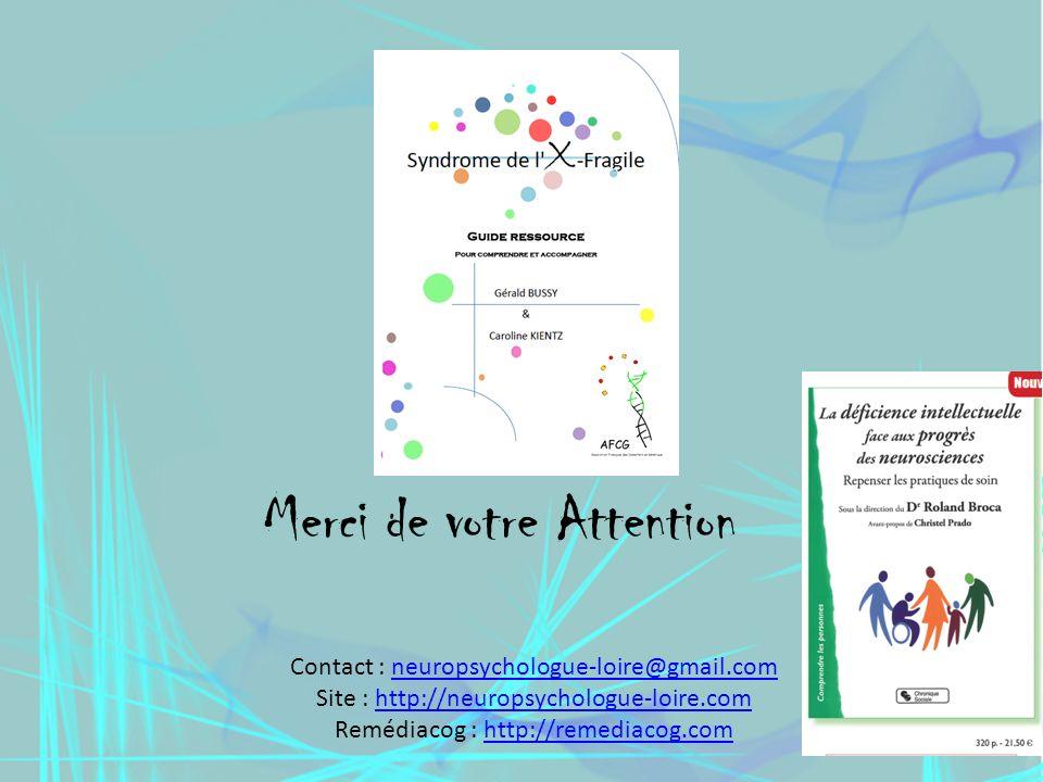 Lautodétermination Merci de votre Attention Contact : neuropsychologue-loire@gmail.comneuropsychologue-loire@gmail.com Site : http://neuropsychologue-