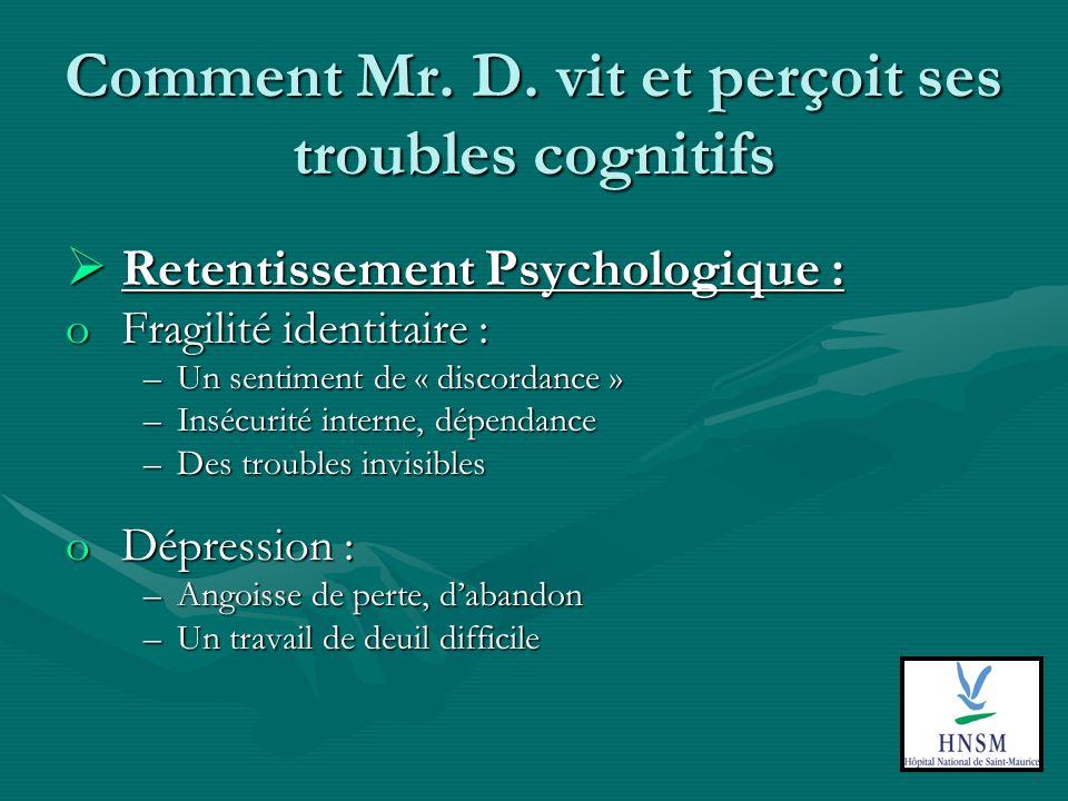 Mise en place dun suivi psychologique Une séance par semaine Une séance par semaine Le cadre thérapeutique : Le cadre thérapeutique : - Un lieu de par