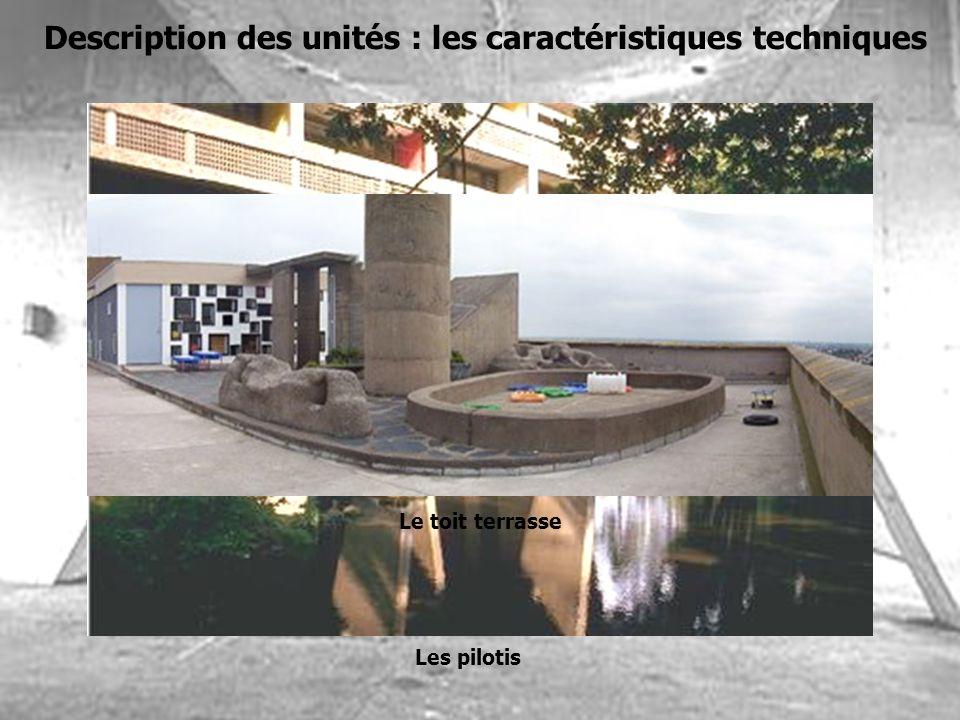 Description des unités : les appartements Le Corbusier et les unités dhabitation Rue intérieure Cuisine équipée Appartement témoin Exemples dappartements aujourdhui