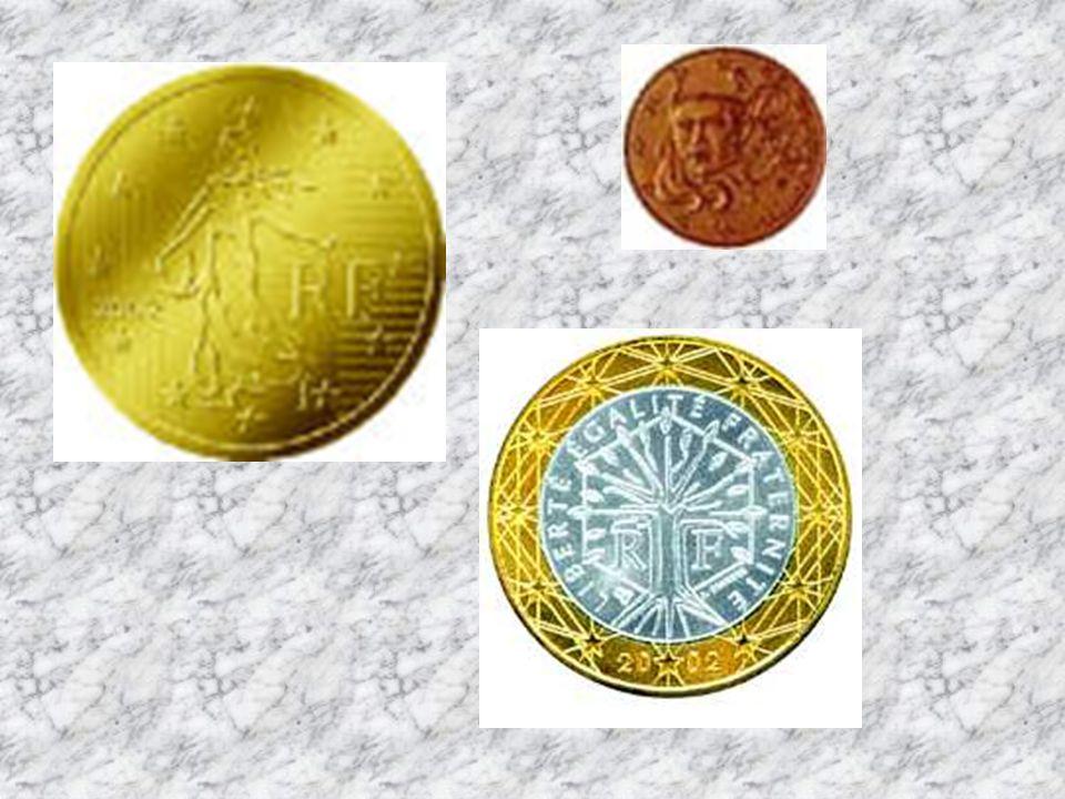 Les images sur les pièces de monnaie représentent notre culture.