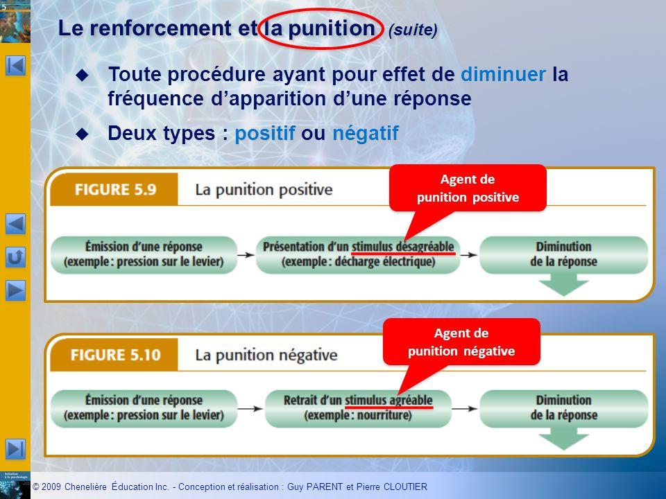 © 2009 Chenelière Éducation Inc. - Conception et réalisation : Guy PARENT et Pierre CLOUTIER diminuer Toute procédure ayant pour effet de diminuer la