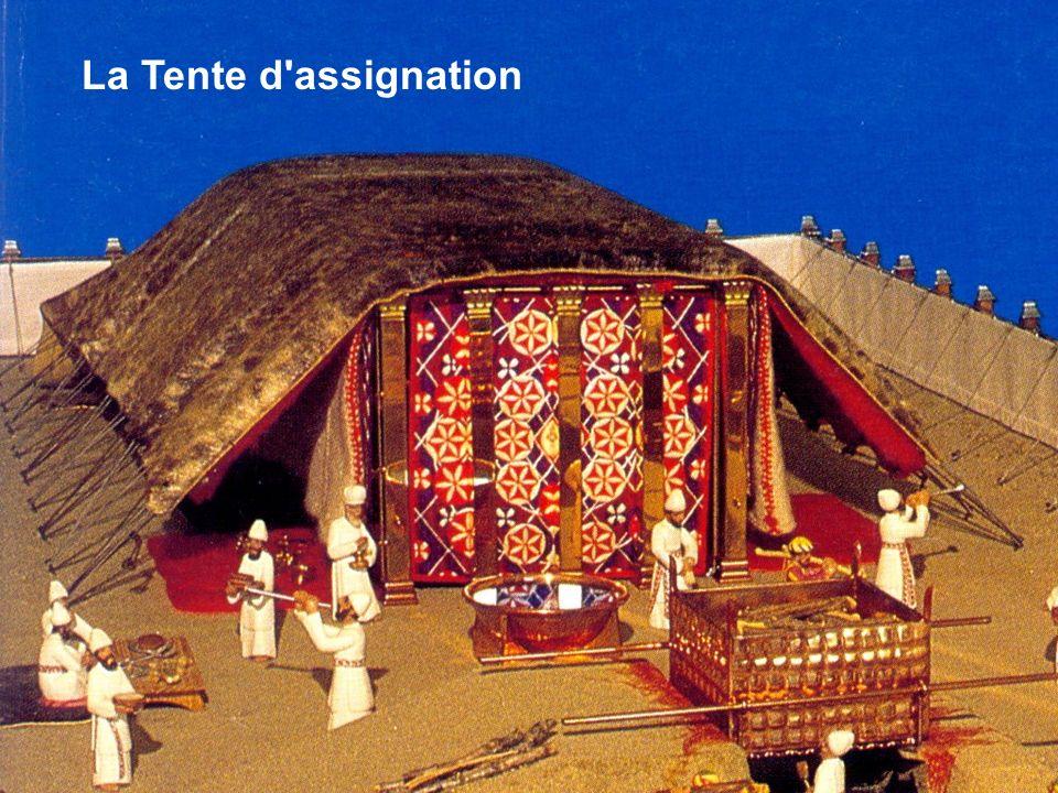 La Tente d'assignation