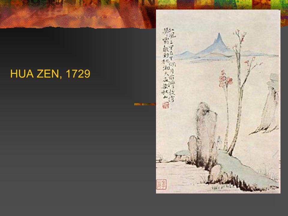 HUA ZEN, 1729