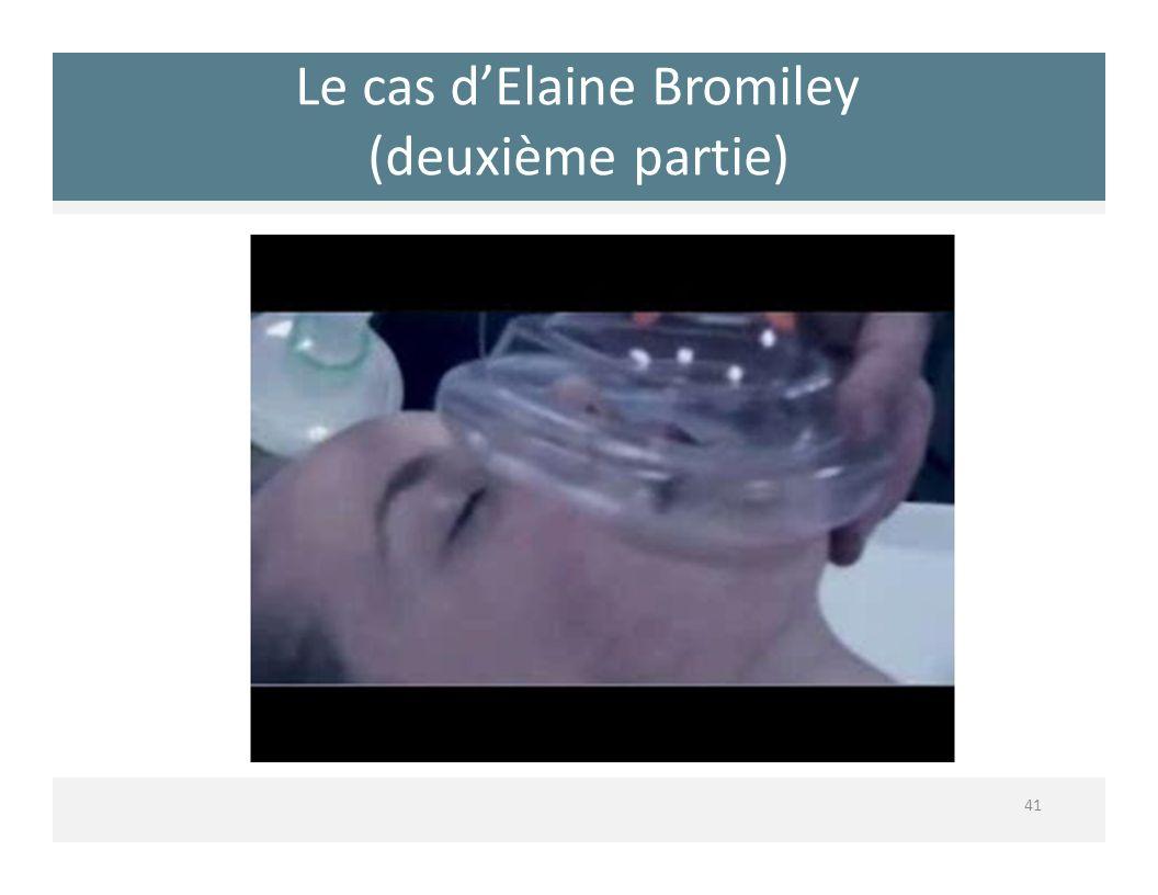 Le cas dElaine Bromiley (deuxième partie) 41