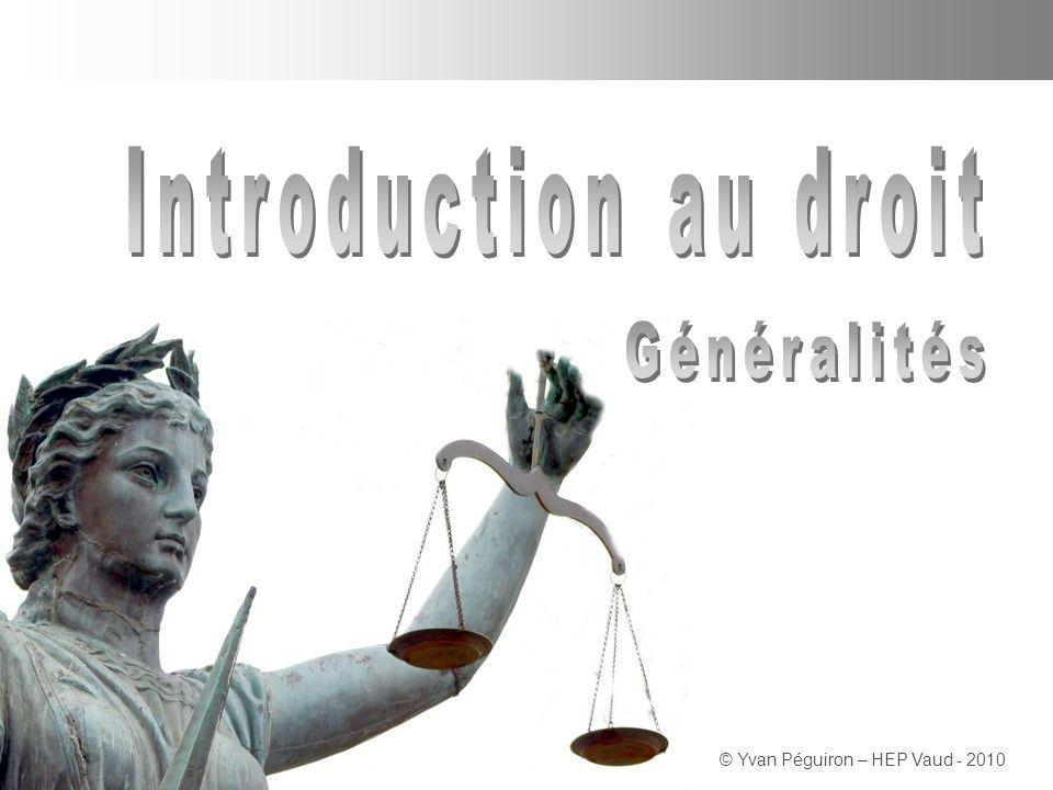 Le droit naturelLe droit positif Le droit positif est constitué de l ensemble des règles juridiques en vigueur dans un État, à un moment donné, quelles que soient leur source.