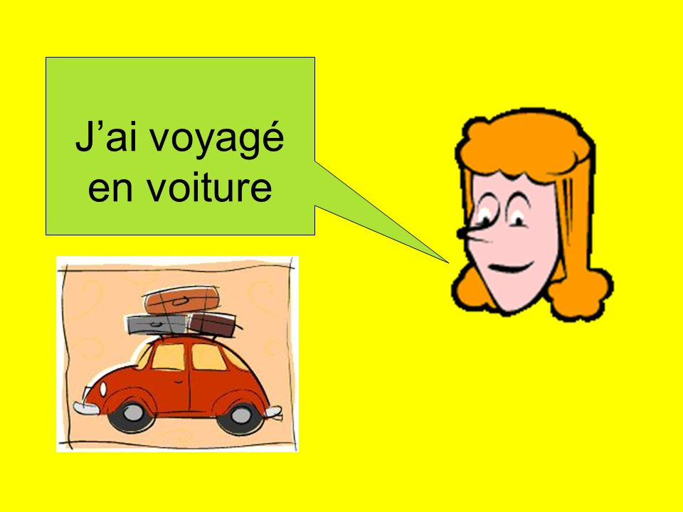 Comment as-tu voyagé?