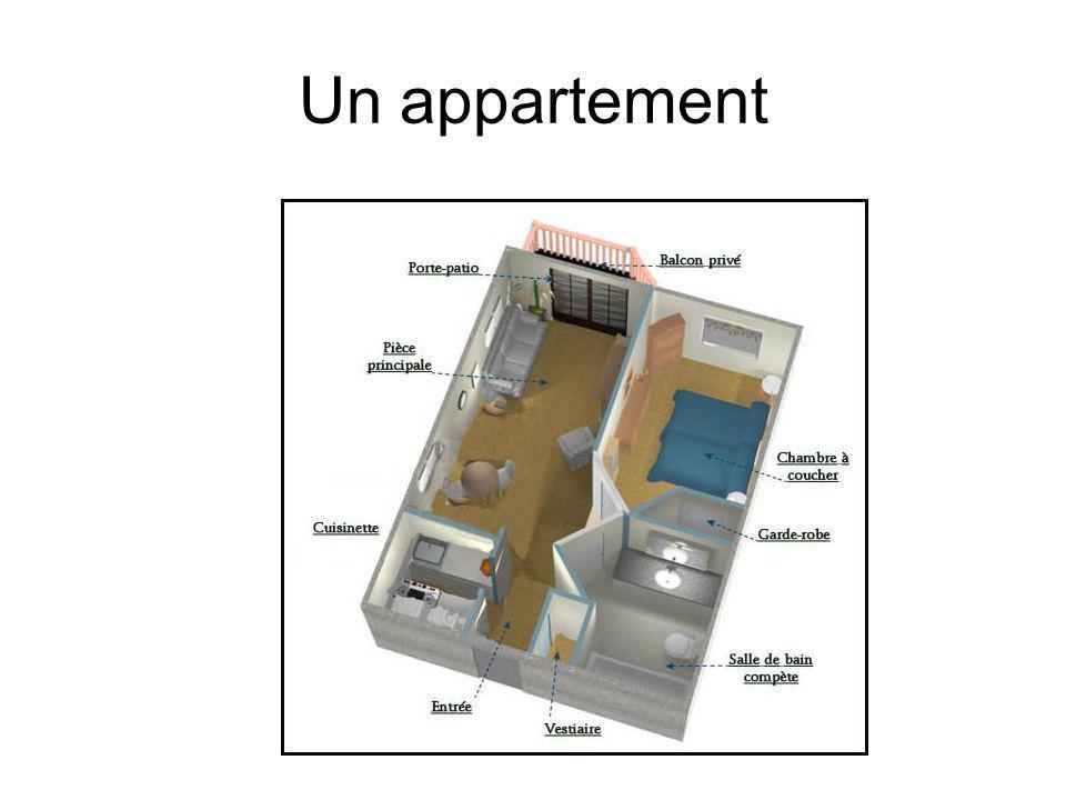 Un appartement