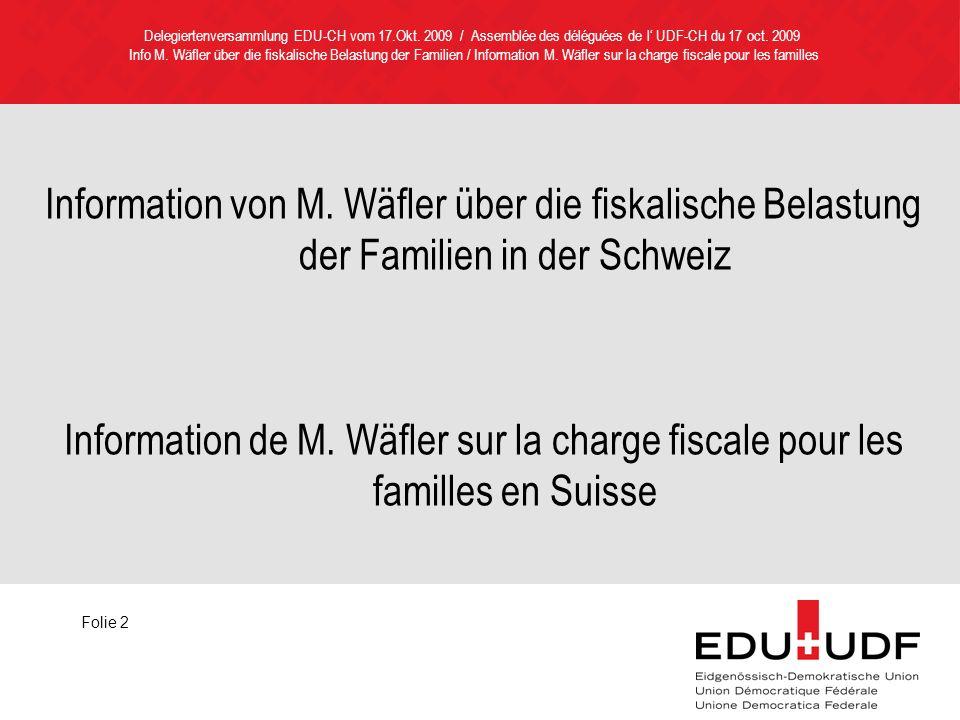 Information von M.