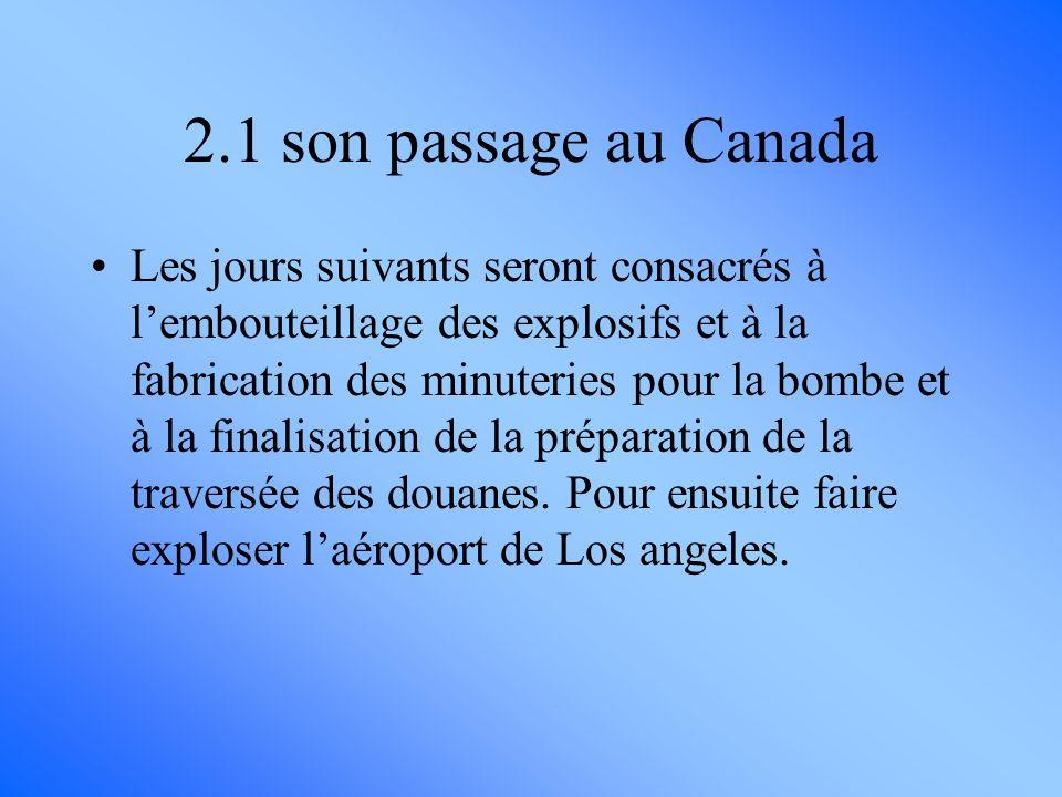 Les jours suivants seront consacrés à lembouteillage des explosifs et à la fabrication des minuteries pour la bombe et à la finalisation de la prépara