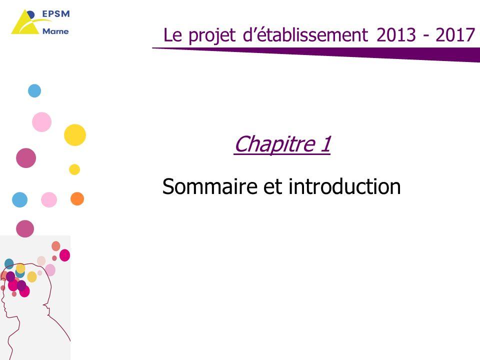 Le projet détablissement 2013 - 2017 Chapitre 8 Schéma directeur du système dinformation