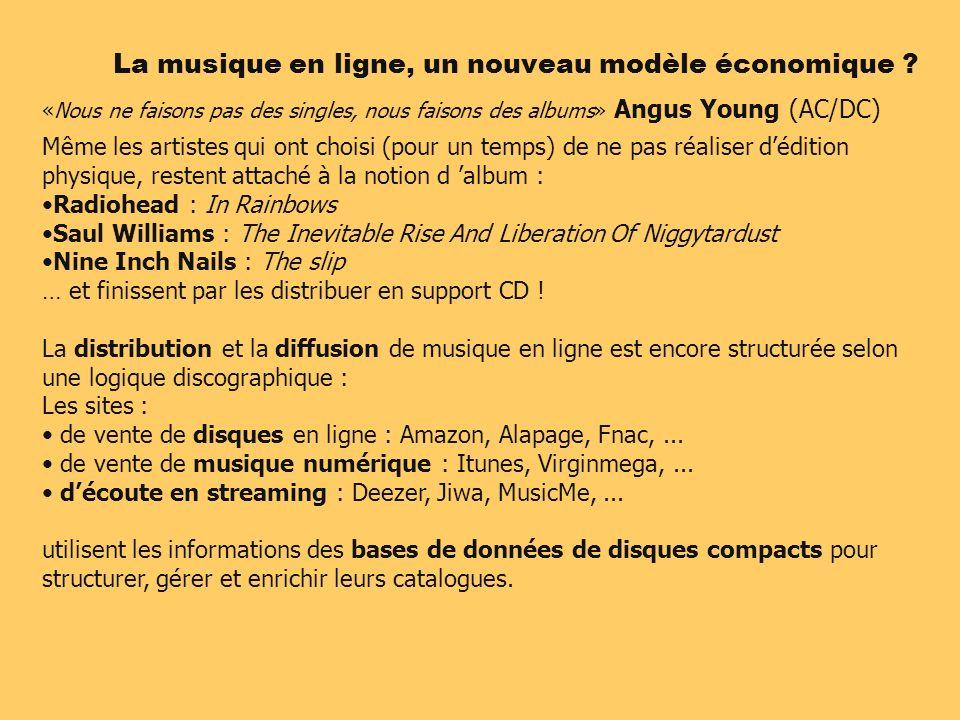 http://www.deezer.com Services découte de musique en ligne Deezer Ex Blogmusik (France), accords commerciaux avec Sony BMG, Warner Music, Universal, accord avec la SACEM, partenariat avec Free.