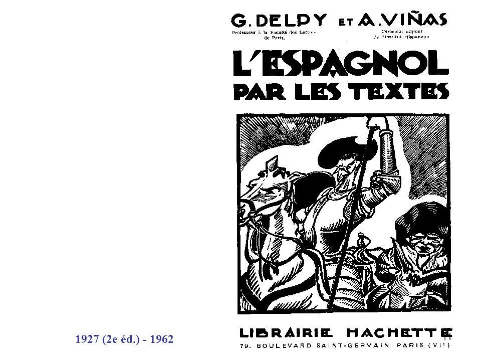 11 1927 (2e éd.) - 1962