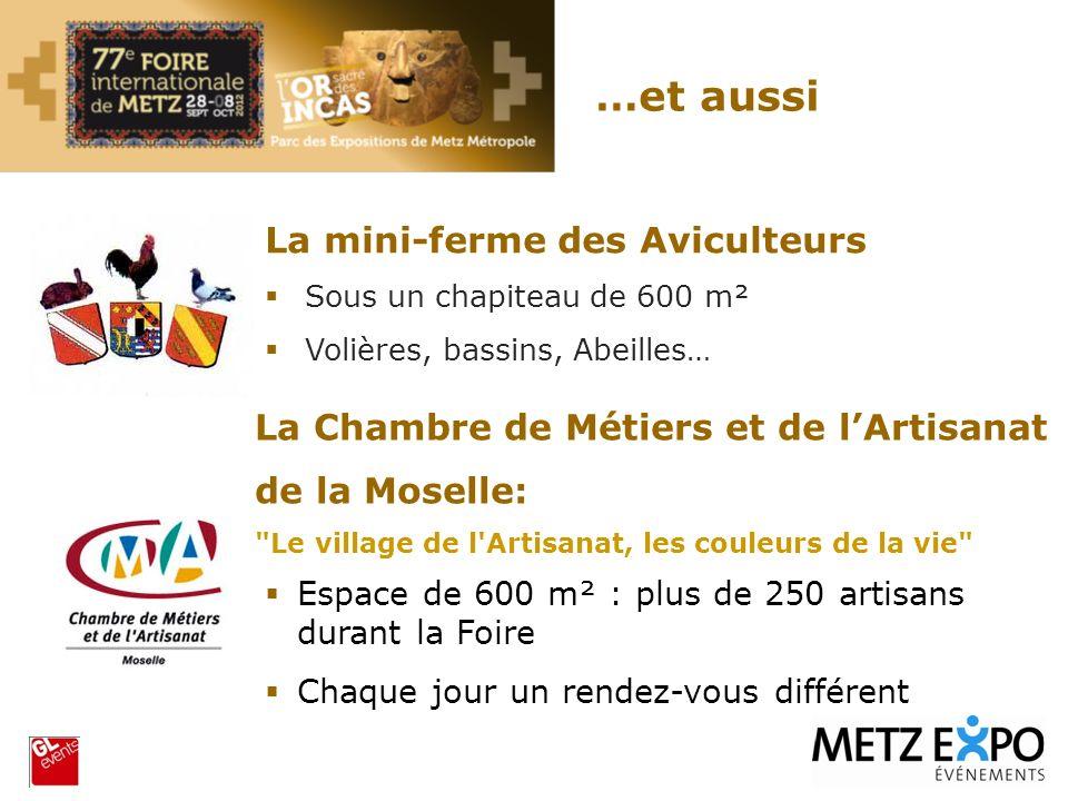La Chambre de Métiers et de lArtisanat de la Moselle: