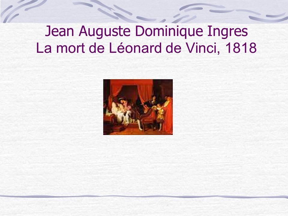 Eugène Delacroix (1798-1867) Il est le grand rival dIngres.