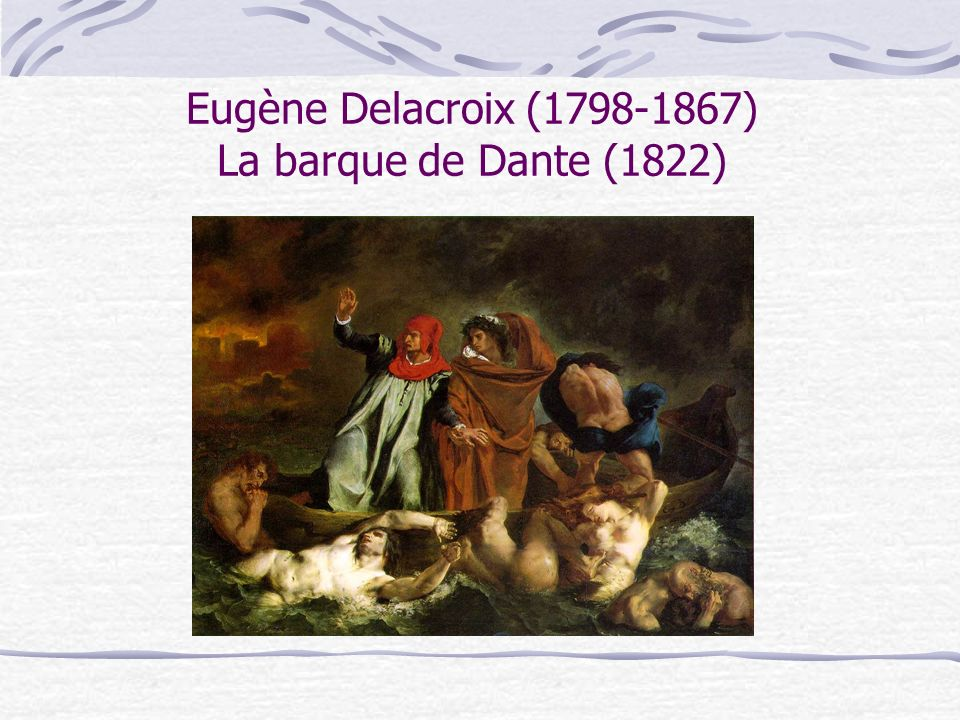 Eugène Delacroix (1798-1867) La Liberté guidant le peuple (1830)