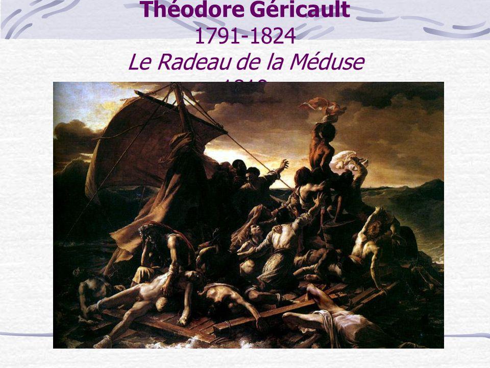 Eugène Delacroix (1798-1867) Le massacre à Chios (1824)