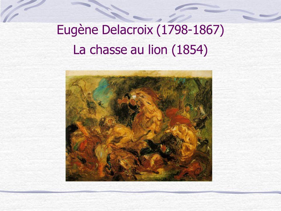 Édouard Manet (1832-1883) Certains peintres sont, quant à eux, inclassables.