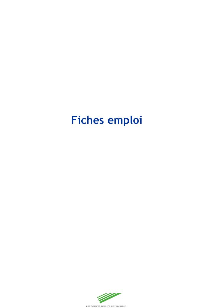 Copyright Groupe BPI Fiches emploi