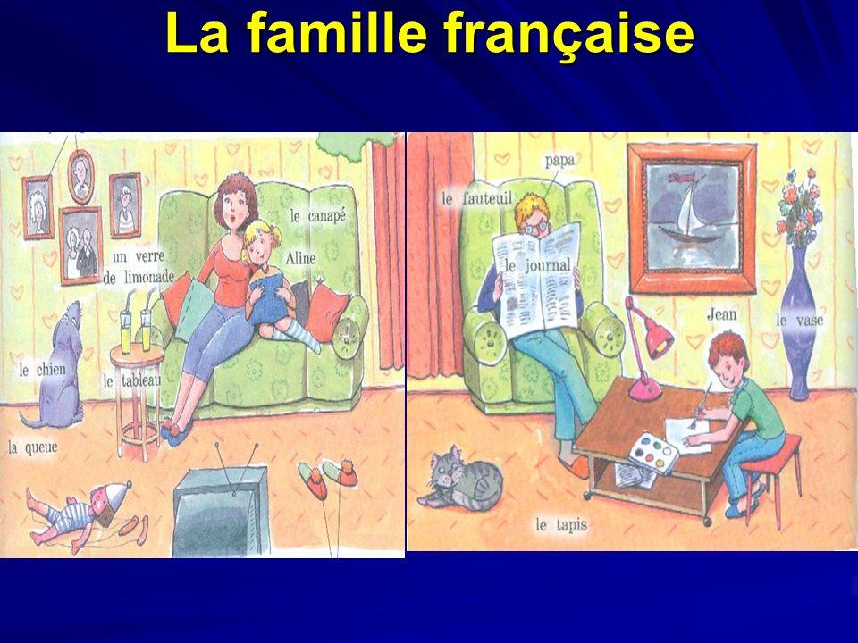 La famille française