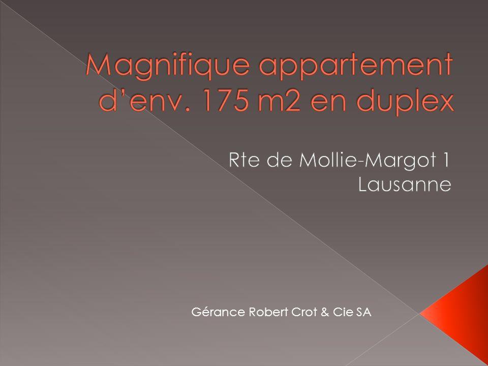 Gérance Robert Crot & Cie SA