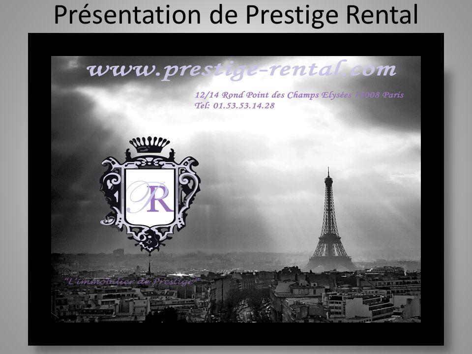 Présentation de Prestige Rental