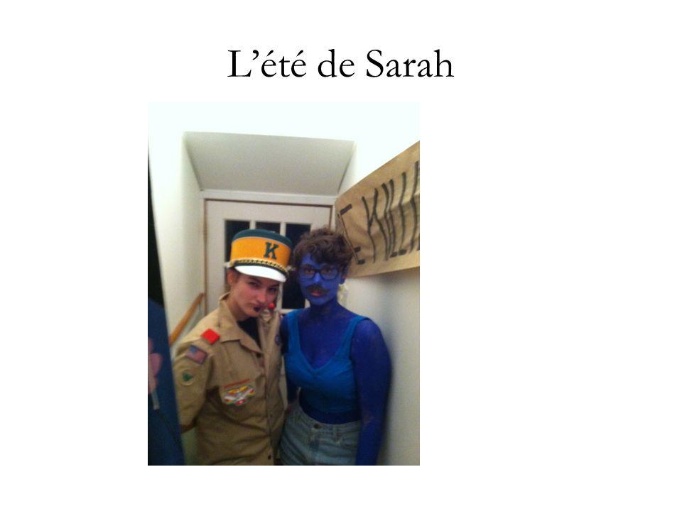 Lété de Sarah