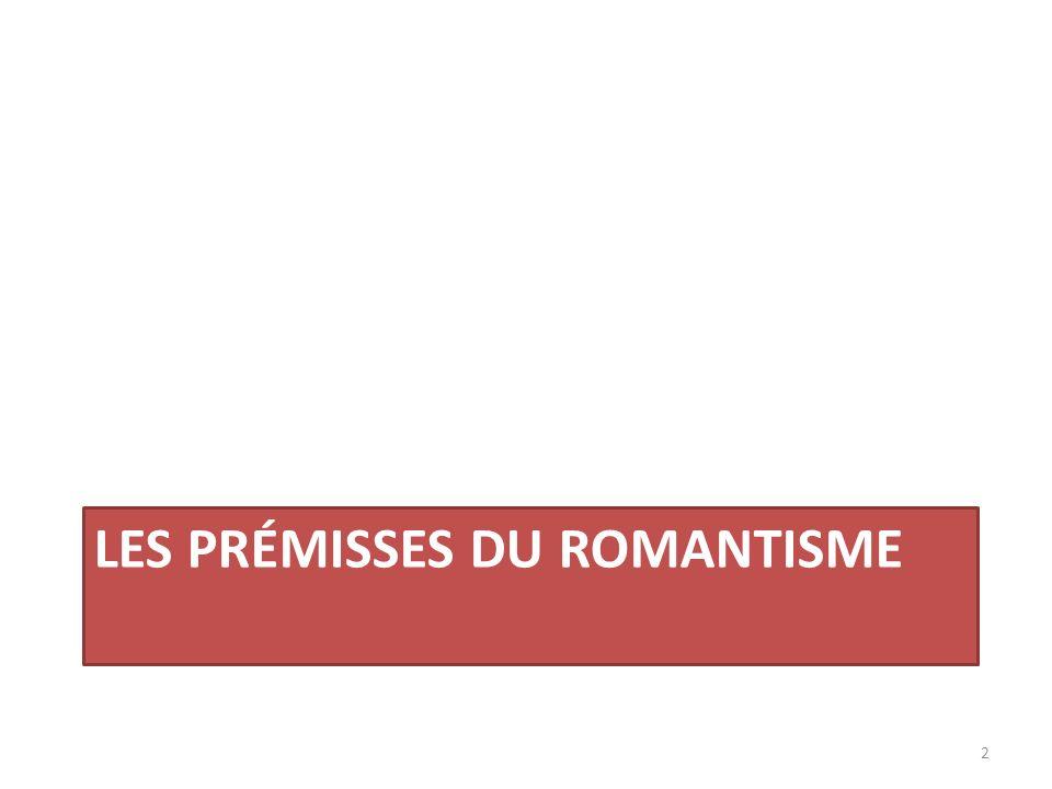 LES PRÉMISSES DU ROMANTISME 2