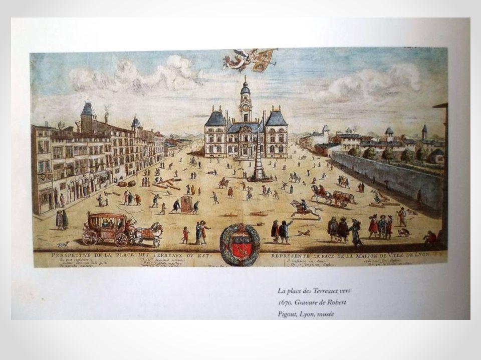 Les « arrondissements » lyonnais 9 en 1800 (An 8) 1831, remodelés par le Maire Victor Prunelle constatant que des limites passent par lintérieur des maisons impose une limite par les rues.
