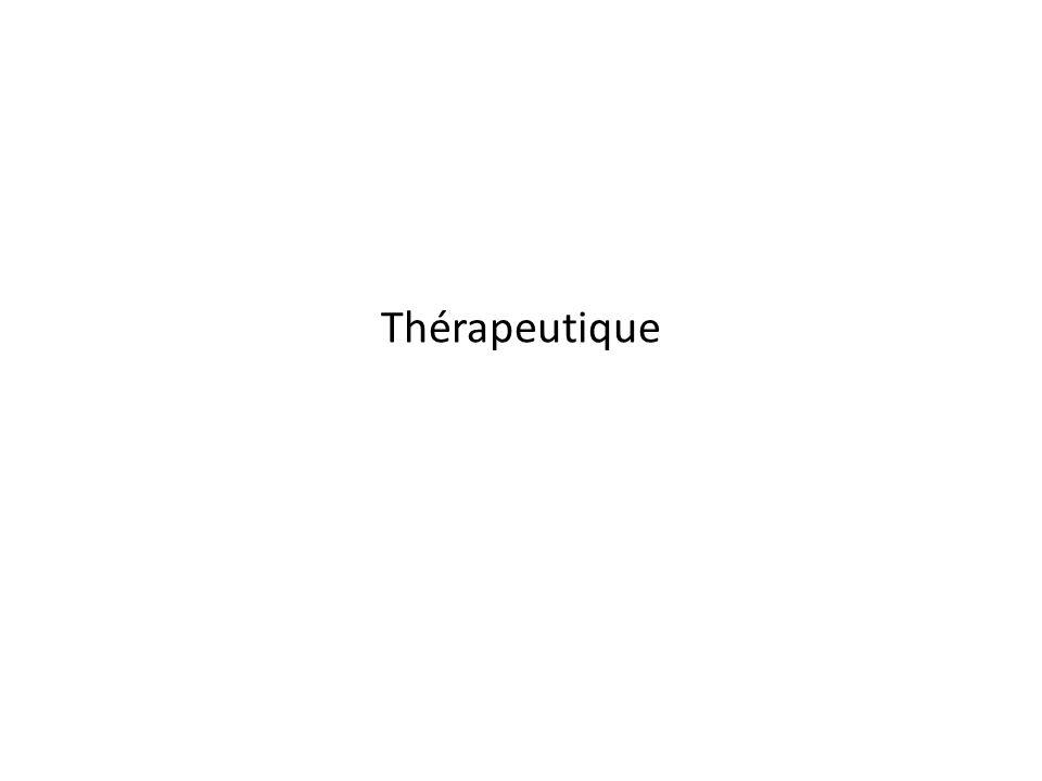Thérapeutique