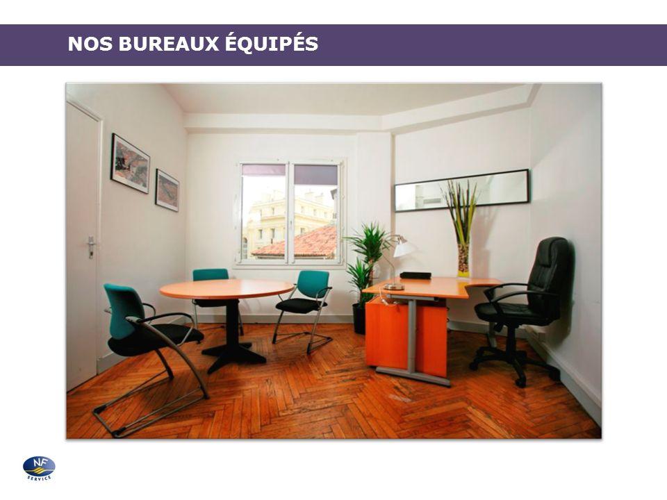 Nos centres daffaires bénéficient demplacements exceptionnels au cœur de lEspace Affaires du centre-ville de Marseille Nos bureaux équipés sont à louer pour : une heure, un jour, un an ou beaucoup plus !