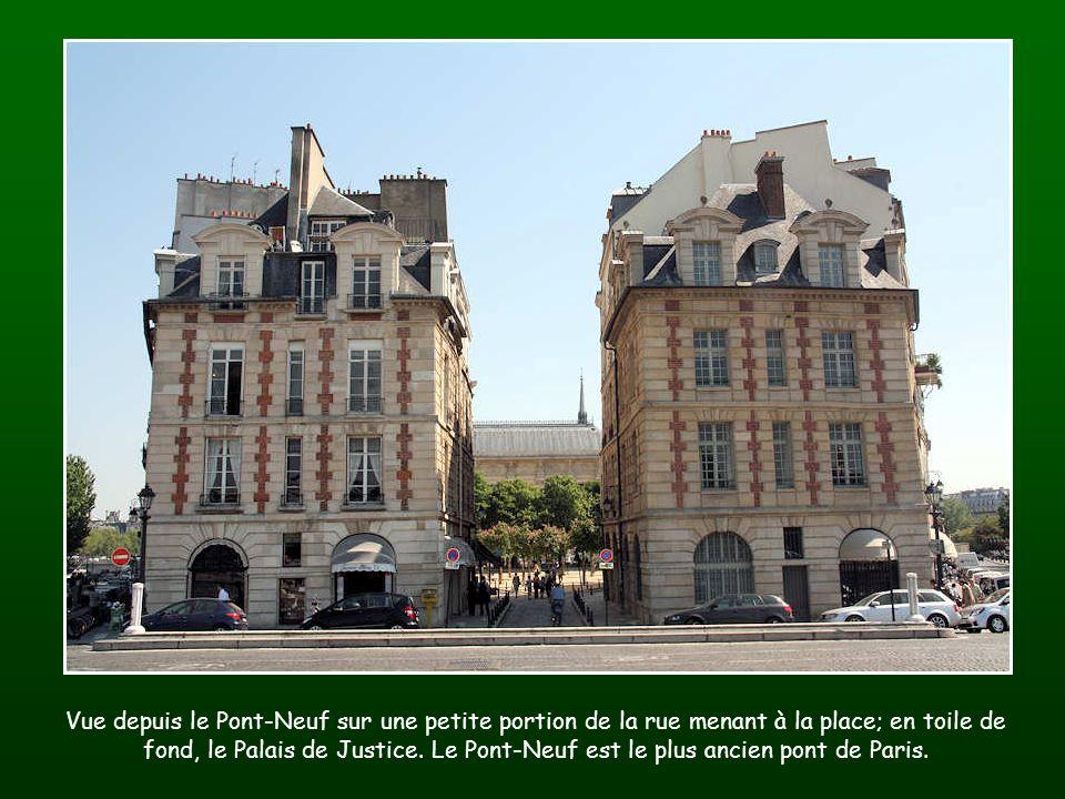 Limmeuble où Simone Signoret et Yves Montand avaient un pied-à-terre.