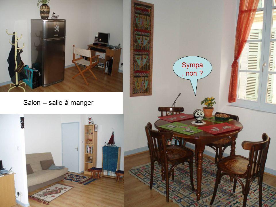Sympa, non Salon – salle à manger
