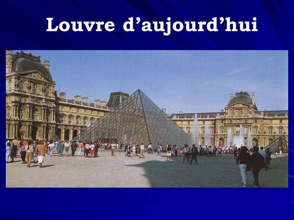Louvre daujourdhui