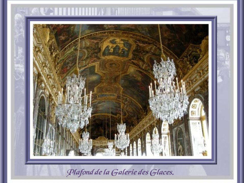 Galerie des Glaces.