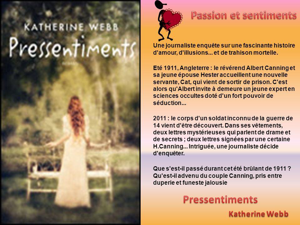 Une journaliste enquête sur une fascinante histoire d amour, d illusions...