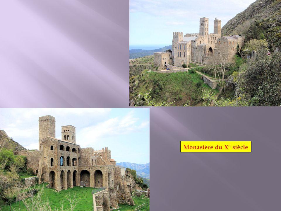 Monastère du X° siècle