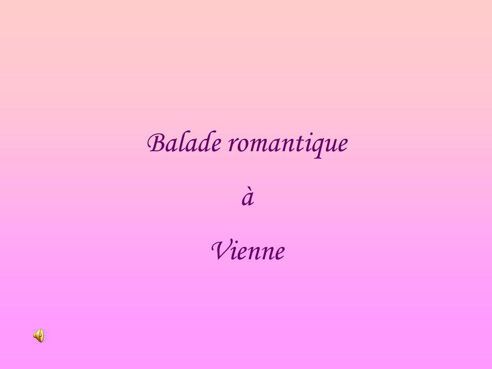 Balade romantique à Vienne
