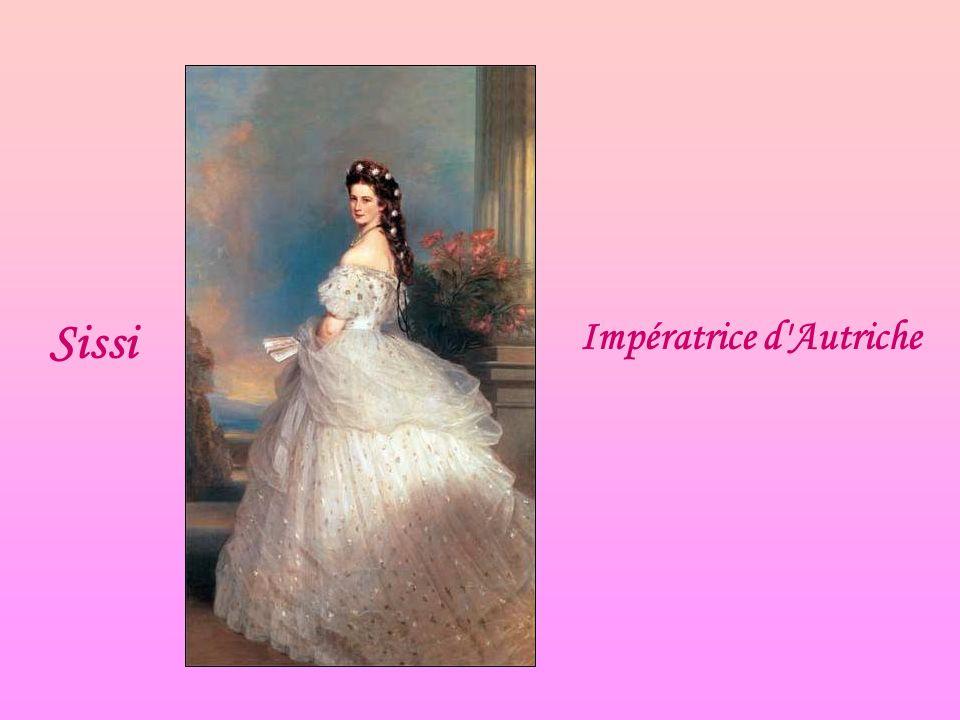 Sissi Impératrice d Autriche