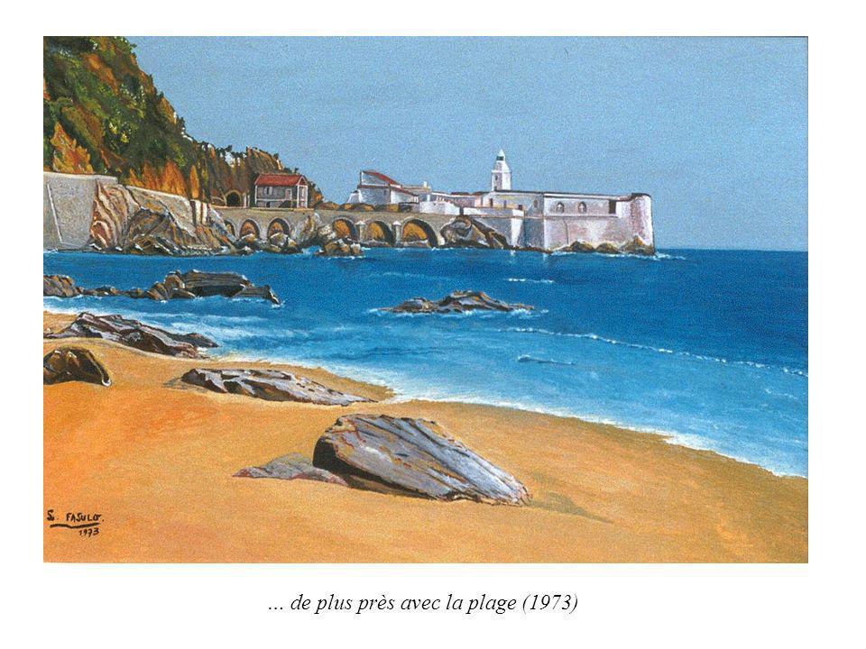 … de plus près avec la plage (1973)
