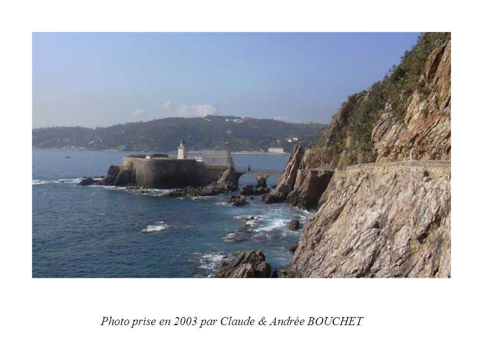Photo prise en 2003 par Claude & Andrée BOUCHET
