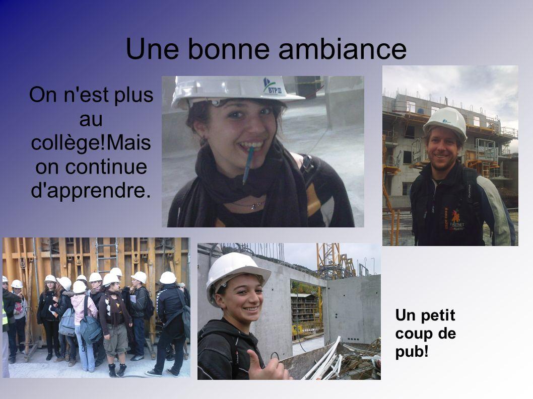 Nos guides Voici Monsieur Abelli.