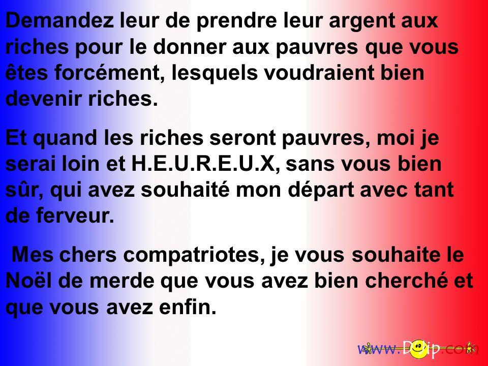 Demandez aux socialistes, demandez à Ségolène Royal, Madame « je-sais-tout-sur- tout-et-vous-offrirait-la-belle-vie-si-vous- votez-pour-moi-bonjour » et son « Désir dAvenir » définitivement embourbé dans passé sans espoir de retour.