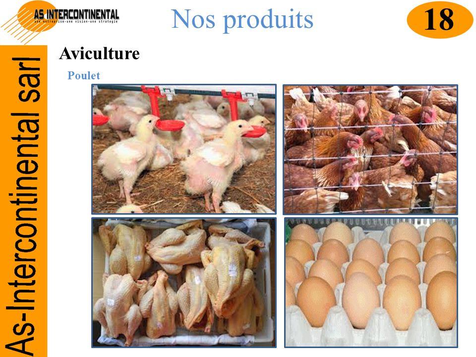 Nos produits Aviculture Poulet 18